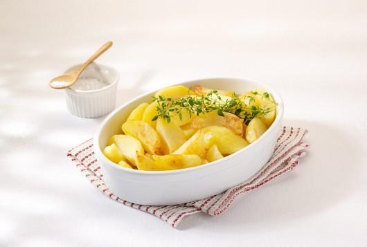 Kartoffelecken (Viertel)