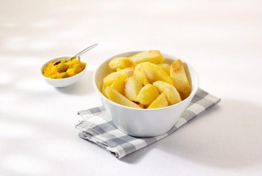 Pommes de terre quartiers