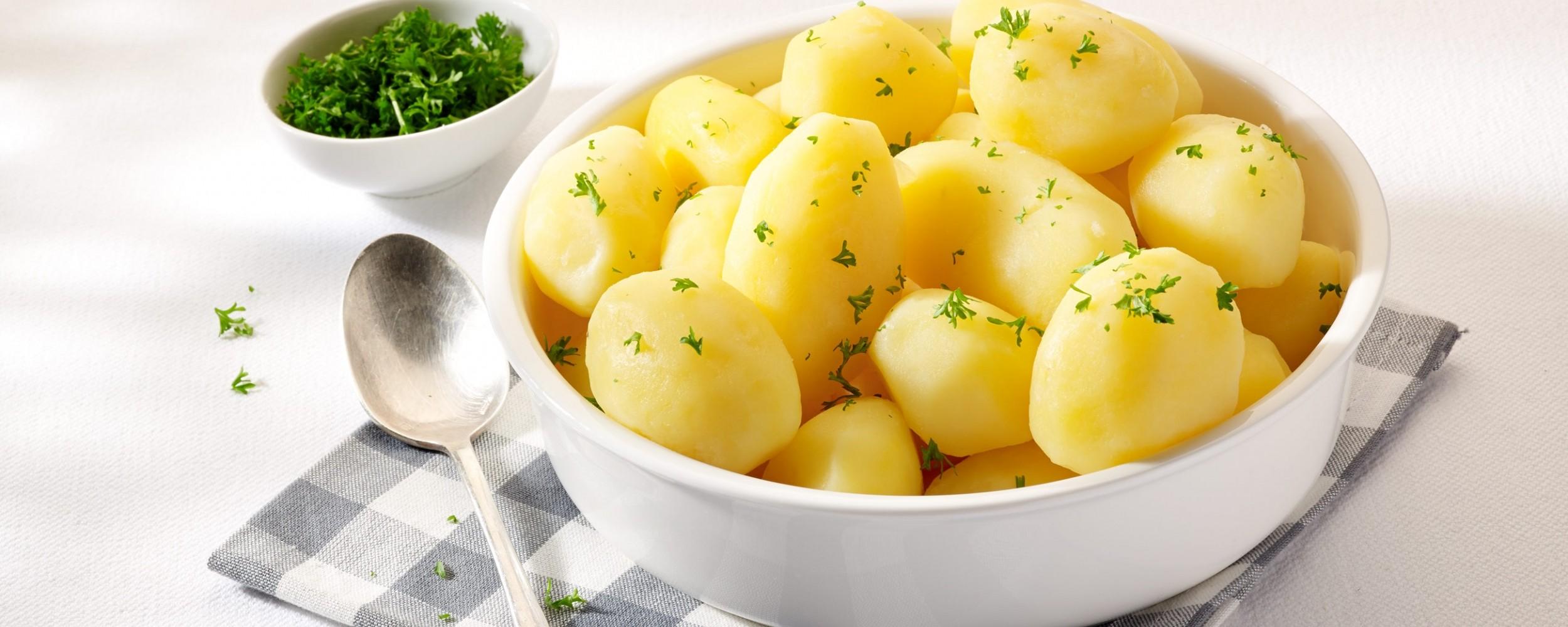 Aardappelen grof