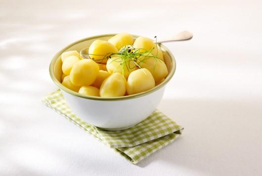Aardappelen fijn